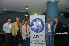Cricket Australia hosts AIYD 2015 delegates