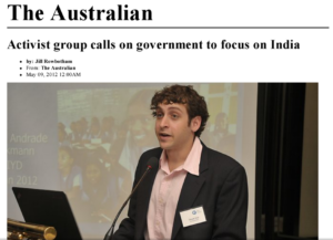 Activist Group Call On Government
