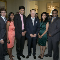 'Youth in Forefront of Australia-India Ties' in The Pioneer.