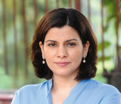 Nidhi Razdan Is A Popular Journalist And Television Personality In