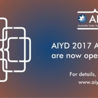 Applications for AIYD 2017 are now open