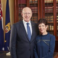 Governor-General welcomes young leaders from Australia and India