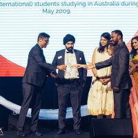 AIYD wins top honours at the India Australia Business & Community Awards 2019